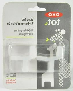 OXO Tot Transitions Soft Spout Sippy Cup Valve Replacement,