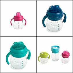 OXO Tot Transitions Soft Spout Sippy Cup with Removable Hand