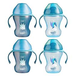 Tommee Tippee Infant Trainer Transition Sippee Cup, 7+ Month