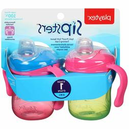 Playtex Training Time Soft Spout Cup, Color May Vary, 6 Ounc