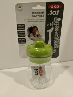 OXO tot - Transitions Soft Spout Cup  4+ Months