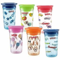 Nuby Tritan No Spill 360 Degree Printed Wonder Cup