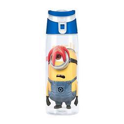 Designs Tritan Water Bottle Flip-top Cap Despicable Me 2 Min