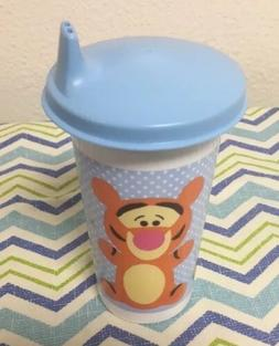 Tupperware Bell Tumbler Sippy Cup Tigger 10 oz New