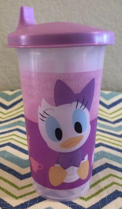 Tupperware Disney Daisy Duck Bell Tumbler Sippy Cups 10oz Ne