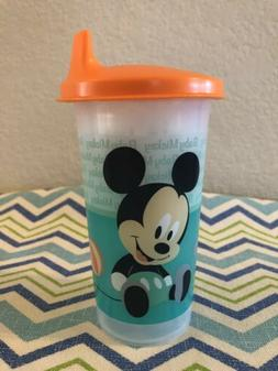 Tupperware DisneyMickey Mouse Bell Tumbler Sippy Cup 10oz Ne