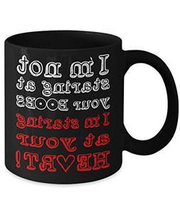 Valentine Coffee Mug - Novelty Coffee Mug - Romantic Valenti