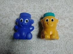 Vintage 90's Rubbermaid 8 oz Juice Box Straw Sippy Adult Bab