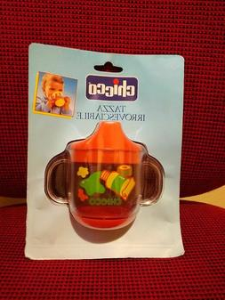 Vintage Chicco Non Spill Cup NOS Sealed