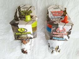 Realtree Xtra Colors 4 Pack Sippy Cup On-The-Go 10 oz BPA Fr