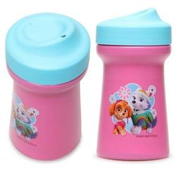 Zak Designs Toddlerific Perfect Flo Toddler Cup with Paw Pat