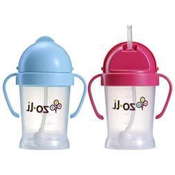ZoLi BOT 2 Pack Sippy Cup