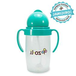 ZoLi BOT 2.0 - 10 ounces Straw Sippy Cup