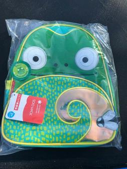 Skip Hop Zoo Little Kid and Toddler Backpack Cody Chameleon